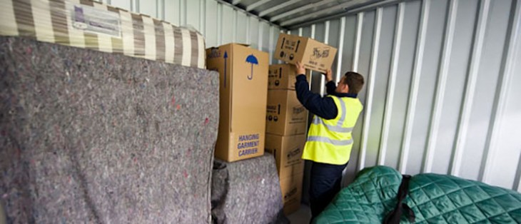 removals self storage wigan