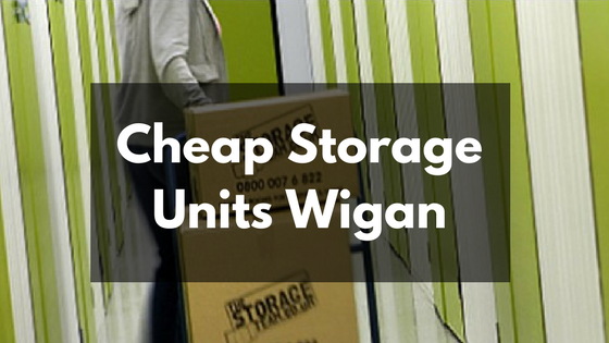Cheap Storage Units Wigan