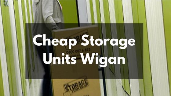 Cheap Storage Units Wigan