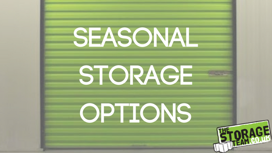 seasonal storage wigan
