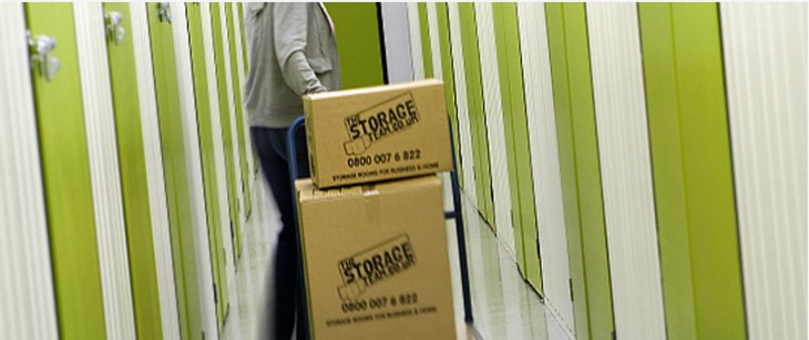 cheap storage units in wigan