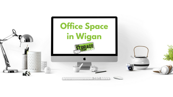Finding an office in Wigan